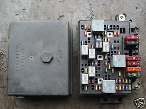 1998 dodge 1500 fuse box under hood fuse relay junction box chevy s10 truck blazer ... 1998 dodge truck fuse junction box #8