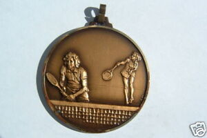 Large-Tennis-Medals-Mixed-Doubles-Bronze-High-Quality