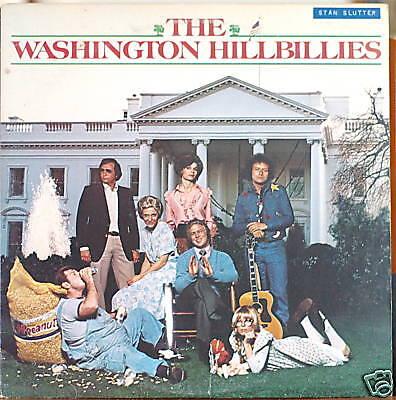 THE WASHINGTON HILLBILLIES-NM1977LP JEFF ALTMAN