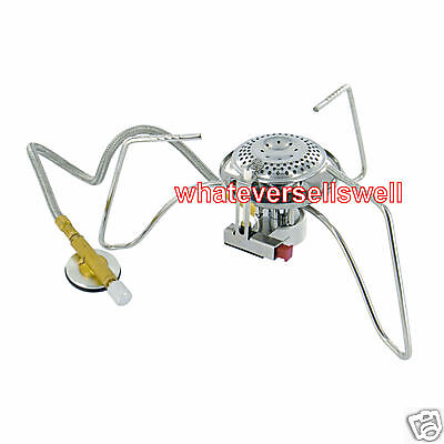 Compact Camping Gas Stove Auto Ignition Cooker Portable