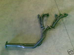 TOYOTA LANDCRUISER 1HZ (DIESEL) HZJ70 - HZJ75  AND TROOPIE HEADERS / EXTRACTORS