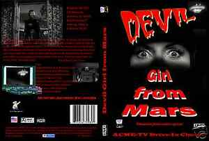 Devil Girl from Mars DVD - New from ACME-TV! Sci-Fi Cult ...