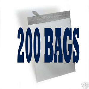 200-Bags-100-Each-10x13-12x15-5-White-Poly-Mailers