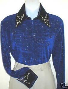 Women's Ivy Western Glamor Show Shirt