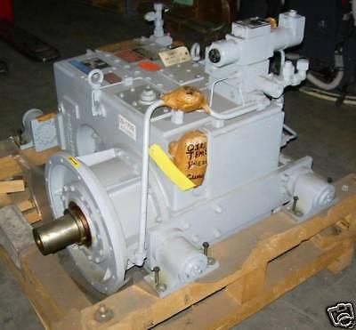 Reintjes reduction gear  VLJ730 Transmission/boat/ferry