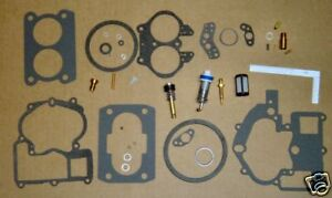 Carburetor-Kit-fits-ALL-Mercruiser-Mercarb-2-bbl