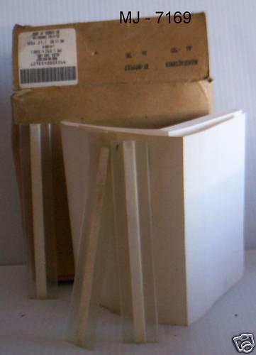 Box of Cel-U-Dex Hol-Dex - Card Labels & Holders - P/N: L-H-490-B (NOS)