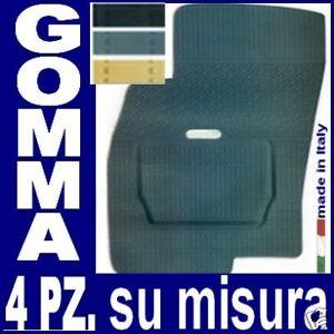 Toyota rav 4 tappeti tappetini in gomma per su misura ebay - Tappeti per bagno su misura ...