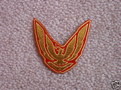 NEW Pontiac Trans Am GTA Sail Emblem Patches (5 colors)