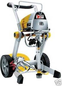 Airless paint spray sprayer-Wagner Project Pro119 240v