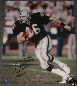 Todd-Christensen-Signed-Auto-Raider-16x20-Photo-PSA-DNA