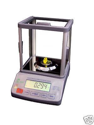 High Precision Scientific Grade Digital Scale w/ Shield
