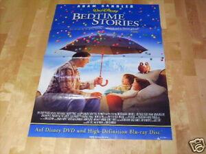 >>>>>Adam Sandler: Bedtime Stories - Poster <<<<< - Niederösterreich, Österreich - >>>>>Adam Sandler: Bedtime Stories - Poster