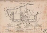 Marina_armata Navale_medicina_statistica Sanitaria_livorno_petella_zeri_rho_1894 - marina - ebay.it