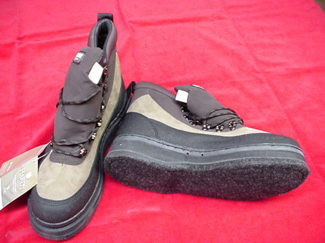 Hardy Ews Wading Boots Felt Soles Great