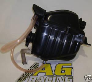 Honda-CBR-125-2008-Black-Plastic-Air-Box-Manifold-Pipes