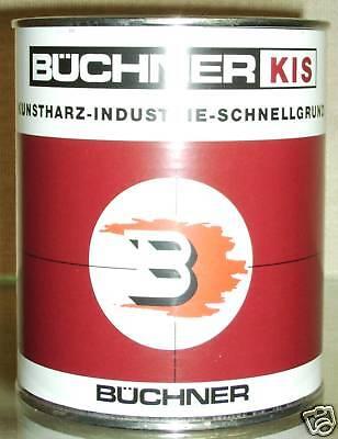 Grundierung Büchner Erbedol graugrün für Oldtimer Traktor Trecker Schlepper Oldi