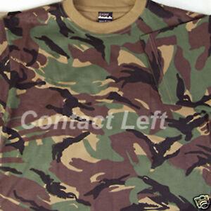 Kids-dpm-Camo-Army-para-sas-swat-T-Shirt-S-5-6-yrs