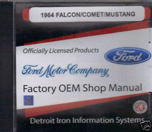 1964-FALCON-COMET-SHOP-BODY-PARTS-MANUAL-ON-CD