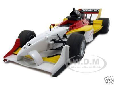 A1 Gp 2007 Overall Winner Team Germany 1:18 Diecast Car Model By Autoart 18103