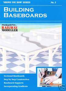 Peco-Shows-You-How-Booklet-No-2-Building-Baseboards-New