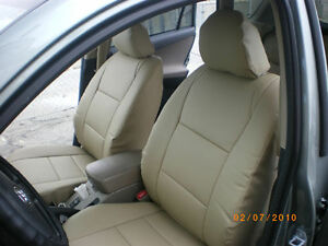 toyota rav4 2006 2011 iggee s leather custom fit seat cover 13colors available ebay. Black Bedroom Furniture Sets. Home Design Ideas
