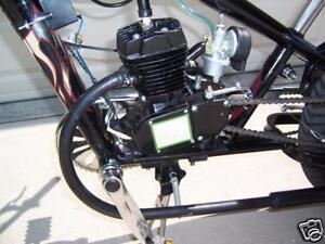 Schwinn-OCC-Chopper-Bicycle-Motor-Exhaust-QUIET