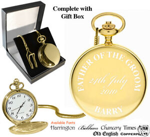 Father-of-the-Groom-Engraved-Personalised-Pocket-Watch