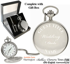 Wedding-Personalised-Engraved-Pocket-Watch-Fob-Gift