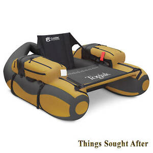 Togiak float tube inflatable pontoon belly boat personal for Best fly fishing raft