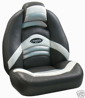 New Champion Bass Boat 3pc Bench Seats 2010 Cx Ebay