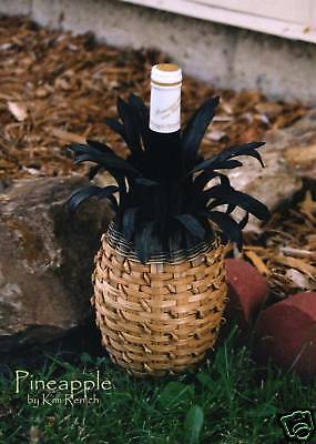 Basket Weaving Pineapple PATTERN
