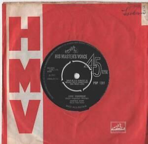 """Details zu 7"""" Single*David Hanselmann*Tur n around*The winner will ..."""