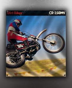 VINTAGE-HONDA-CR-250M1-MOTORCYCLE-BANNER