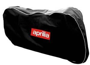 aprilia housse b che de protection couvre moto int rieur tuono shiver ebay. Black Bedroom Furniture Sets. Home Design Ideas