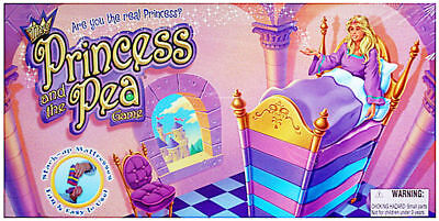 Princess And The Pea Game By Winning Moves -