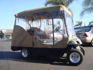 Golf-Cart-4-Passenger-Enclosure-ez-go-ezgo-club-car-ds-precedent-yamaha-cover