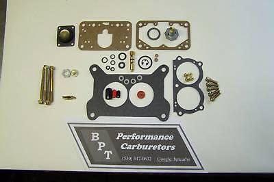Holley 6425 650 2 Barrel Pro Series Carburetor Rebuild Kit