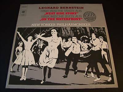 Bernstein - Sinfonische Tänze aus West Side Story - LP [NM]