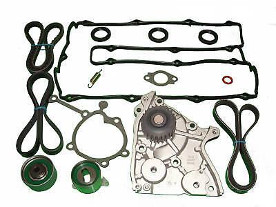 Timing Belt Kit (fits Kia Sportage 2002 ) Pump Tensioners Belts Seals Water Pump