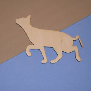 SIAMESE-CAT-Unfinished-Wood-Shape-Cut-Out-SC7009-Crafts-Lindahl-Woodcrafts