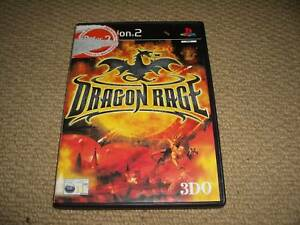 DRAGON-RAGE-for-SONY-PLAYSTATION-2-PS2-Boxed-with-Game-Disc-and-Instructions