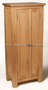 New-Solid-Oak-Filling-Storage-Cabinet-Cupboard
