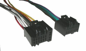 GM Factory Radio wiring harness 2006-2008 SaturnChevyPo | eBay on gm harness adapter, 2001 gm bose radio harness, 2003 cadillac cts fuel injector harness, gm tac module harness, 1999 tahoe factory stereo harness, gm alternator harness, chevy equinox aftermarket gm radio harness, ford fuel injection harness,