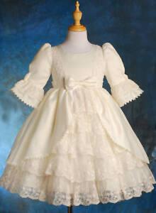 Flower-Girls-Bridesmaids-Victorian-Formal-Princess-Dress-Wedding-Party-1-9y-003