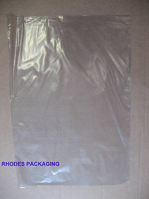 1000 2.5KG CLEAR POTATO POLYTHENE BAGS PLAIN - PERF'
