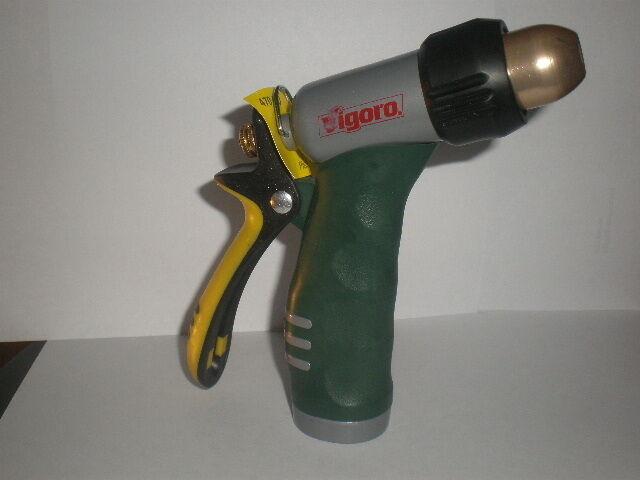 Melnor Vigoro Titanium S Aqua Gun Nozzle Brass Tip T200