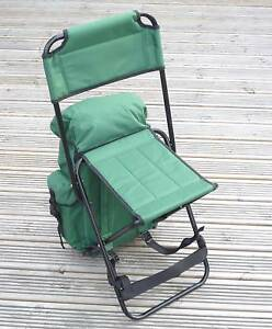 WALKING RUCKSACK CHAIR BAG  Stalking Camping Carp Fishing Guest (RSCB)
