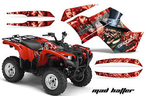 ATV-Graphics-Kit-Quad-Decal-Wrap-For-Yamaha-Grizzly-550-700-2007-2014-HATTER-S-R