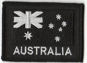 2 X Tactical Australian Army Flag Special Force Patch